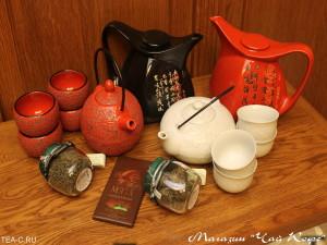 Посуда из керамики чайные наборы